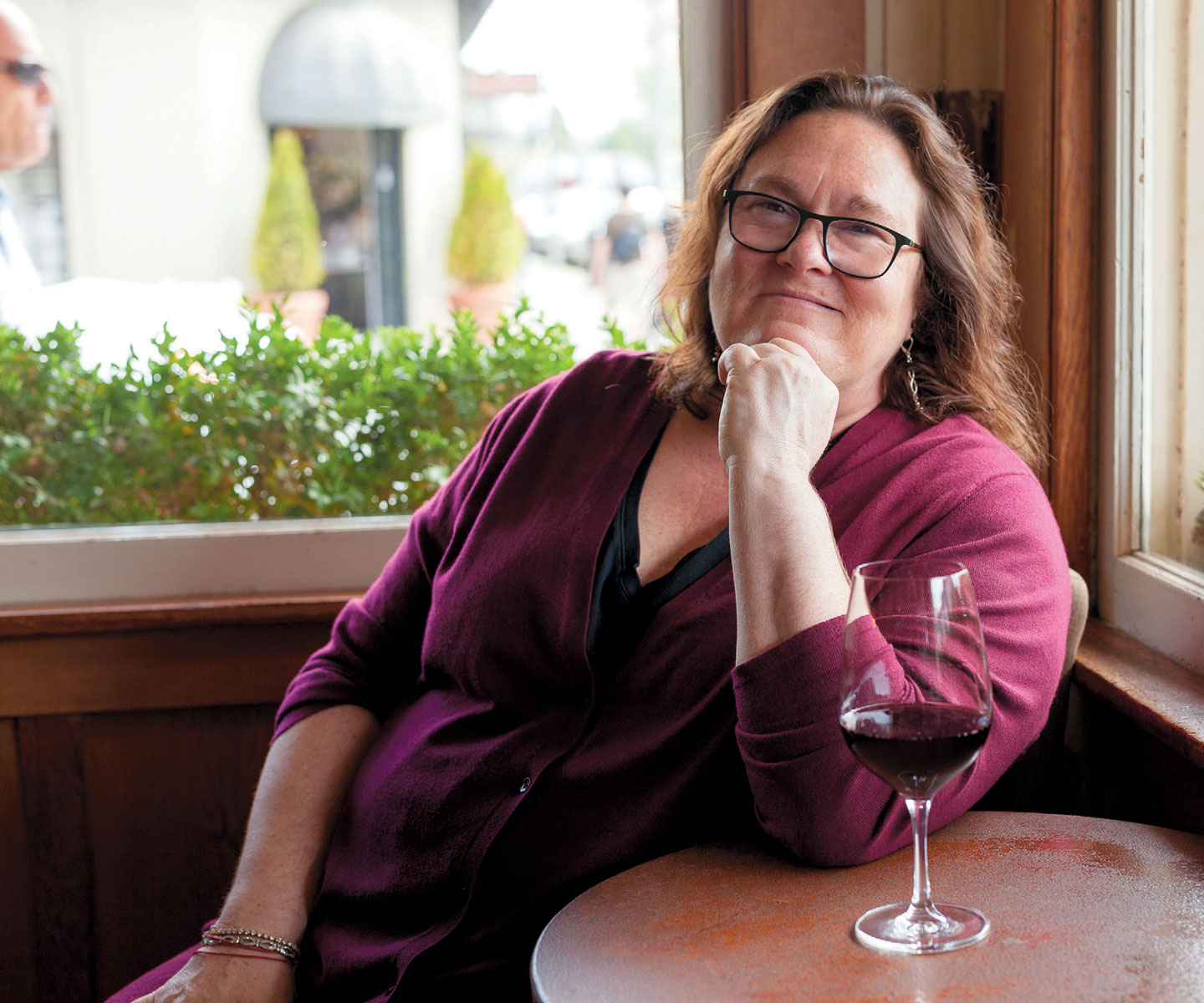 The Escoffier Questionnaire: Sondra Bernstein