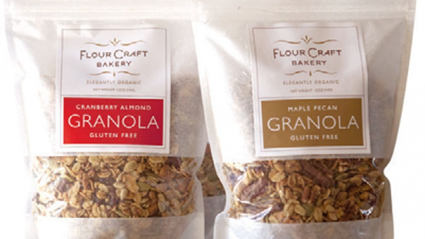 Flour Craft Bakery Granola