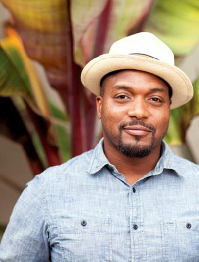 Bryant Terry, author of Afro-Vegan