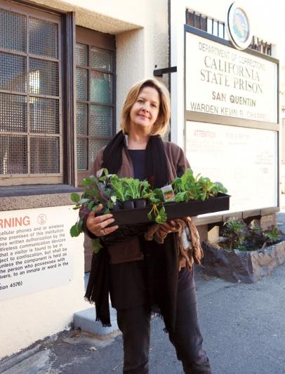 Beth Waitkus of Insight Garden Program