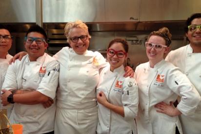 Napa Valley Cooking School