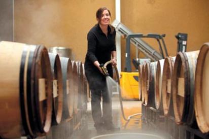 Winemaker Jessica Tarpy Sheehan