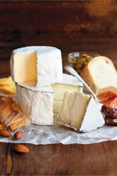 Local artisanal cheese packages