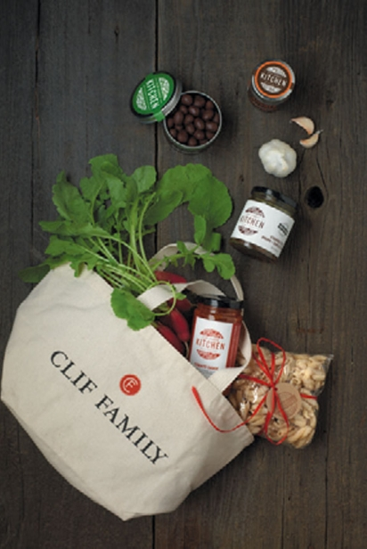 Clif family gift package from Clif Family Farm and WIne