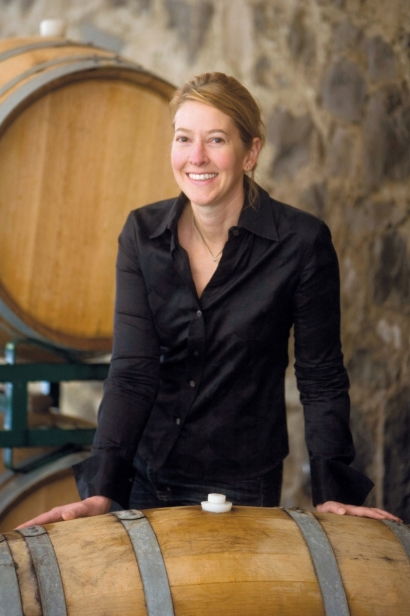 Susan Lueker of Simi Winery