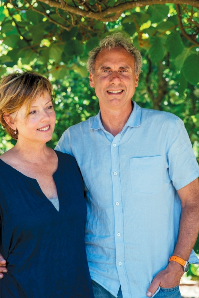 Doug Lipton and Cindy Daniel