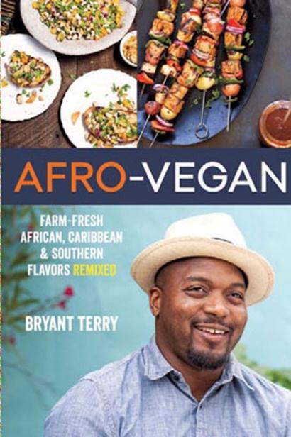 Afro-Vegan Cookbook cover