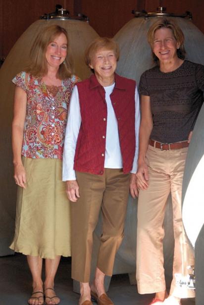 Beth Novak Milliken, President of Spottswoode Wine Estate