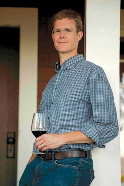 Tom Garrett, Detert Family Vineyard