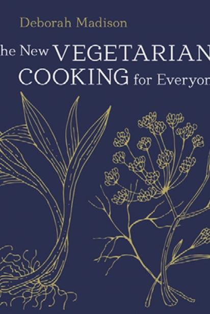 Deborah Madison's The New Vegetarian Cooking book cover