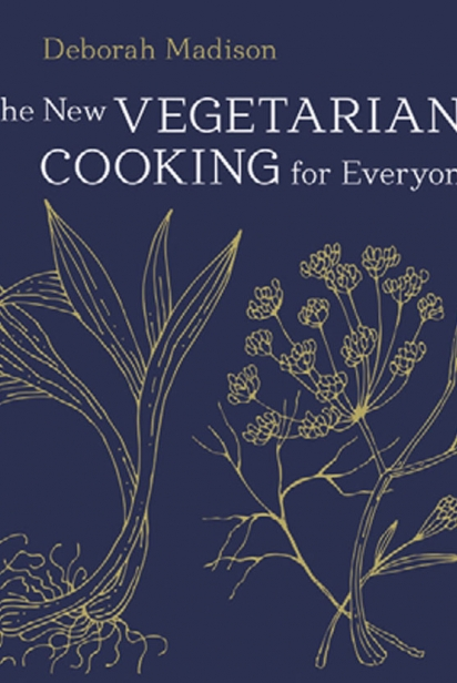 Deborah Madison's The New Vegetarian Cooking book cover