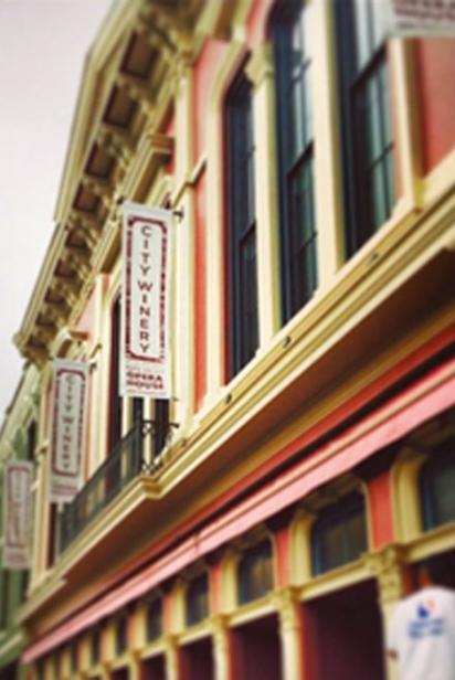City Winery at the historic Napa Valley Opera House