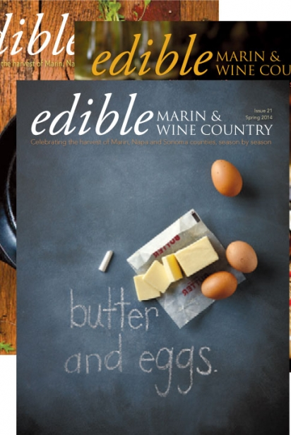 Edible Marin & WIne Country gift subscription