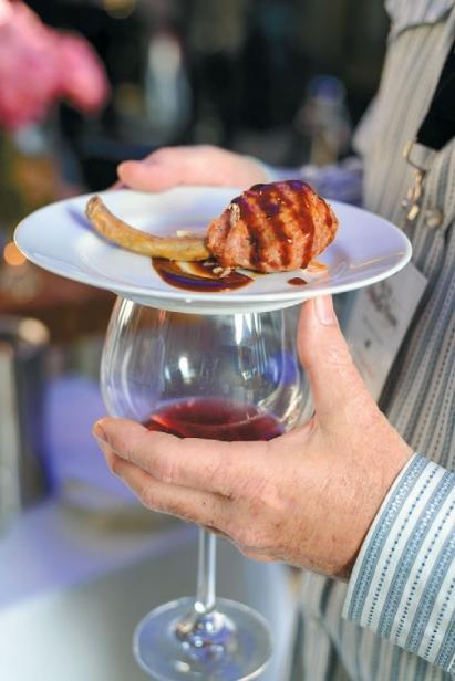 Healdsburg's Pig & Pinot