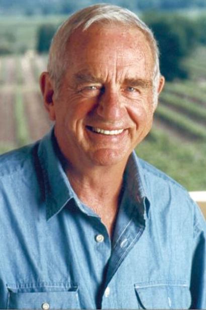 Jim Barrett, vintner, Chateau Montelena