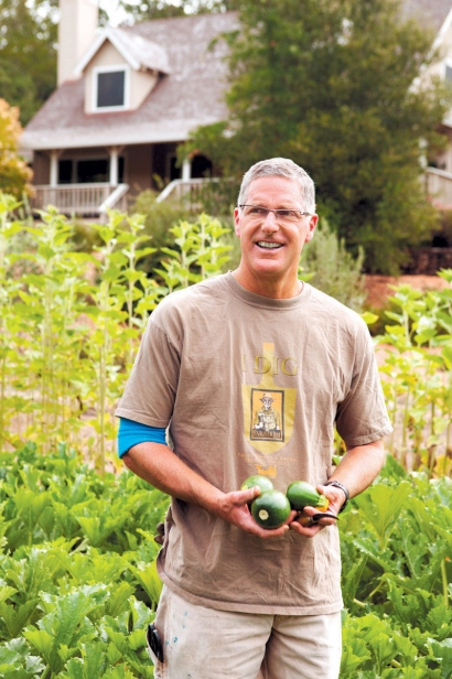 Doug Canepa, Mill Valley Market & Farm