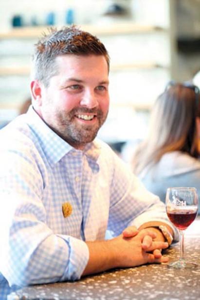 Winemaker Randy Hester