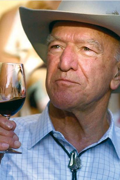 Robert Mondavi, vintner, ombudsman, California Wine Ambassador to the World