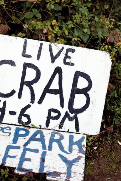 Live Crab 4-6 PM