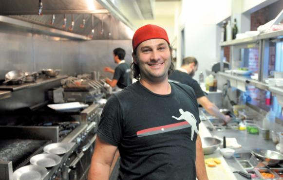Chef Ari Rosen