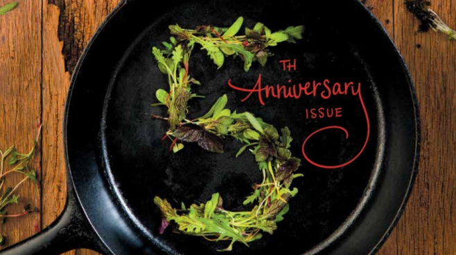 Edible Marin & Wine Country #22 - Summer 2014, The 5th Anniversary Issue