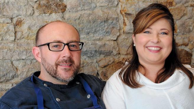 Sean and Cynthia O'Toole