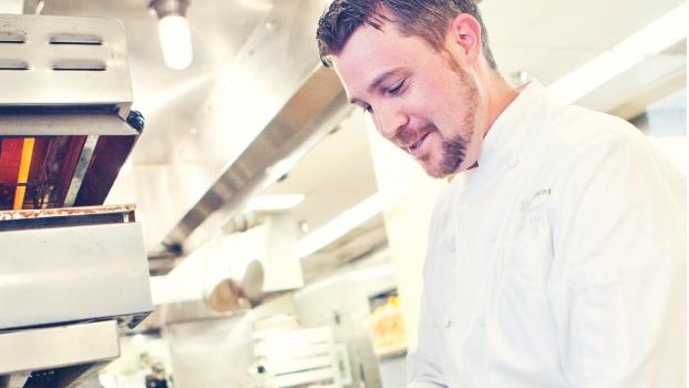 Chef Justin Everett