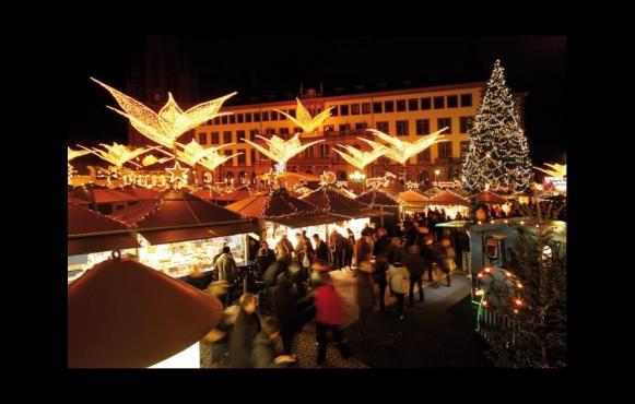 Wiesbaden Christmas Market