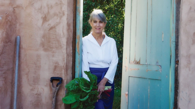 Deborah Madison, cookbook author