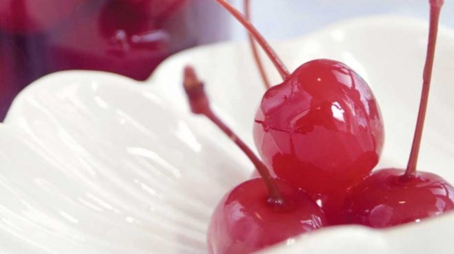 Natural Maraschino Cherries