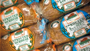 Sprouted Bread at Alvarado Street Bakery