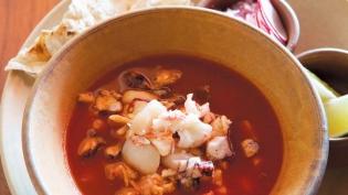 Seafood Posole