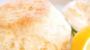 Flaky Biscuits with Whey