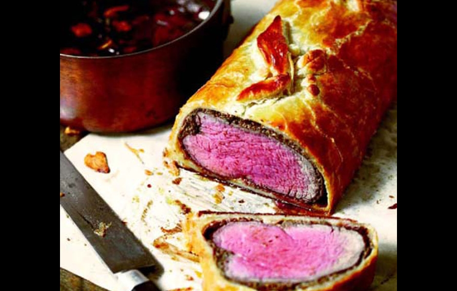 The Ultimate Beef Wellington with Mushroom Gravy Recipe by ...